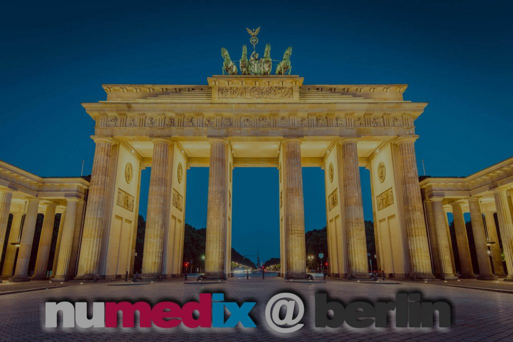numedix goes Berlin